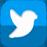 icon twitter klein