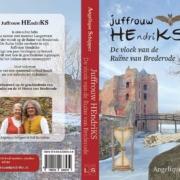 Cover Juffrouw Hendriks, de vloek van de Ruine van brederode